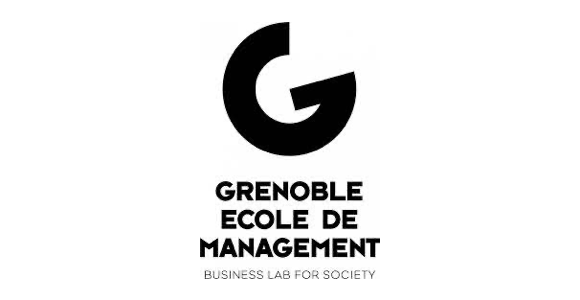 logo Grenoble de management